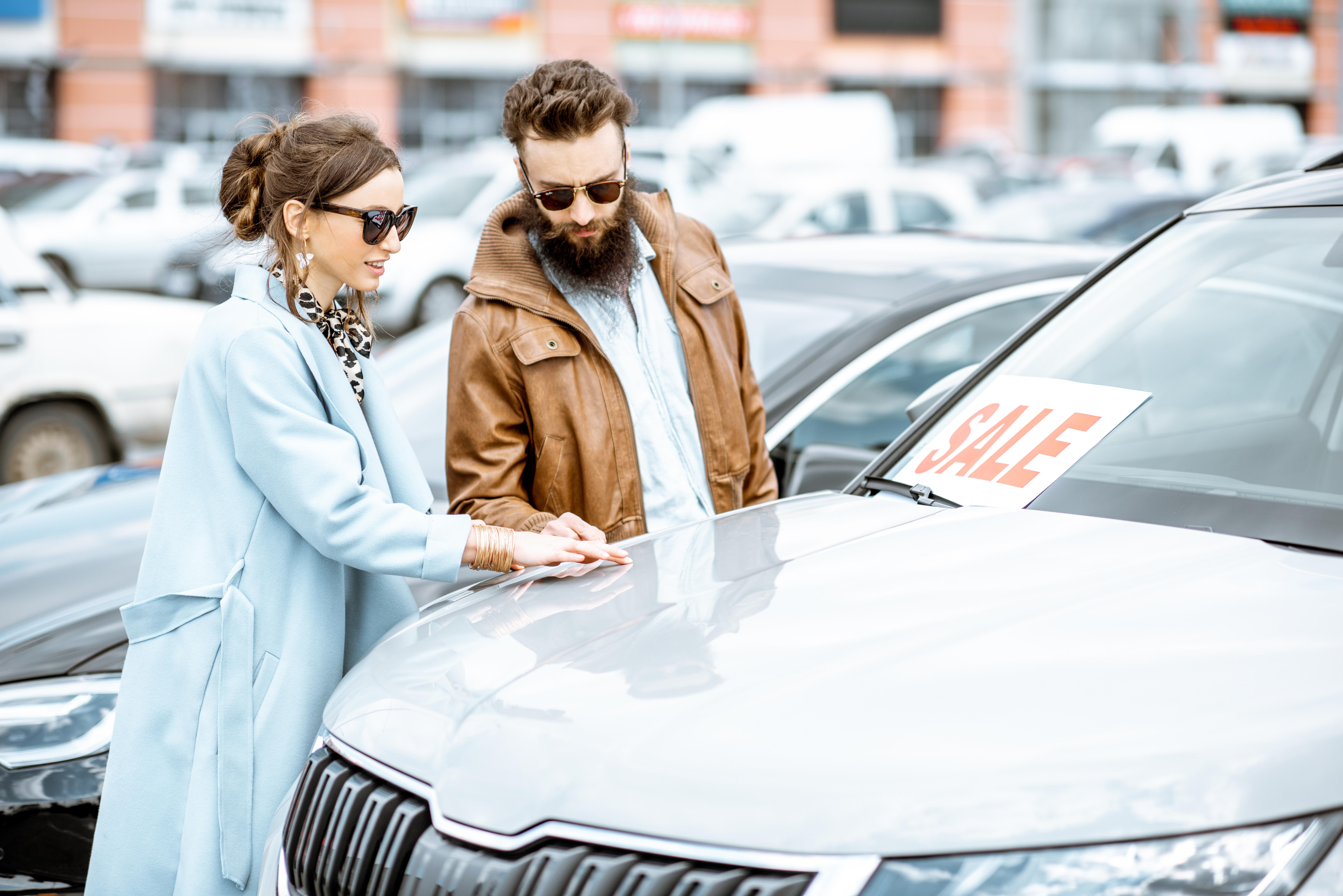 used car buying