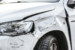 If your BMW get crash in car accident, we do collision repair for your bumper and paint